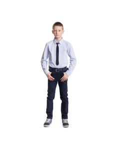 Костюм для мальчиков (белая рубашка и брюки)